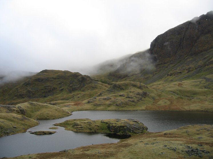 Sprinkling Tarn and Great End