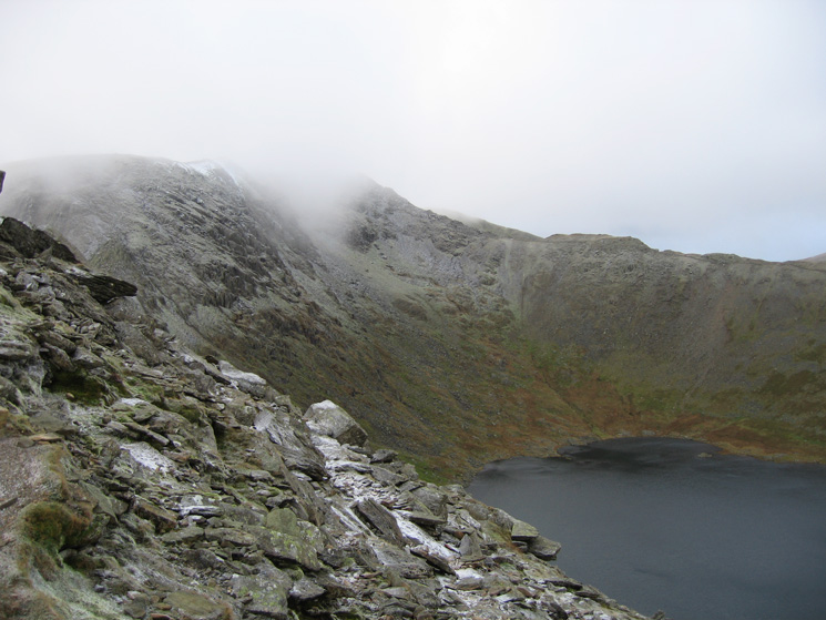 Red Tarn from High Spying How