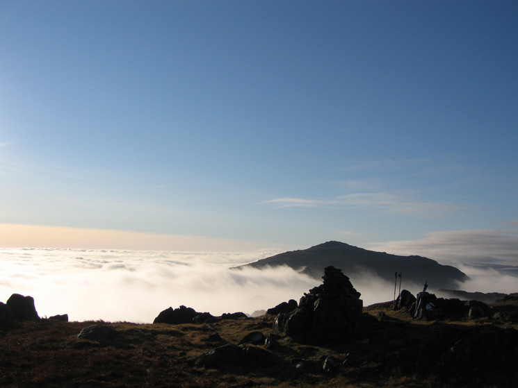Harter Fell from Hard Knott's summit