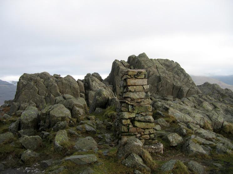 Harter Fell's summit