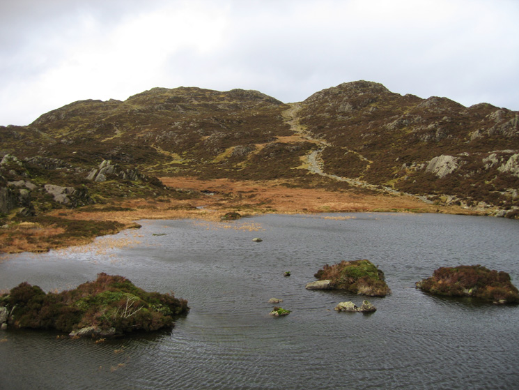 Haystacks from Innominate Tarn
