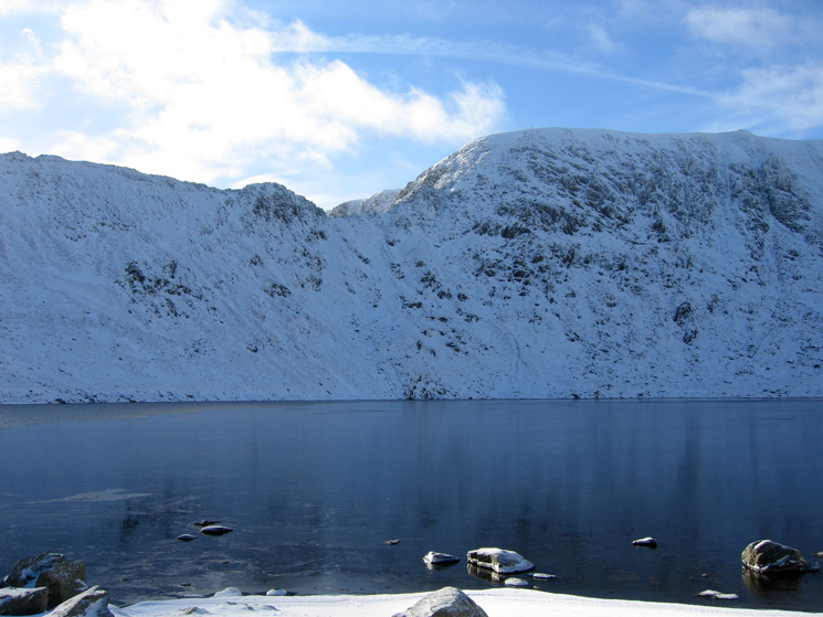 Part of Striding Edge and Helvellyn