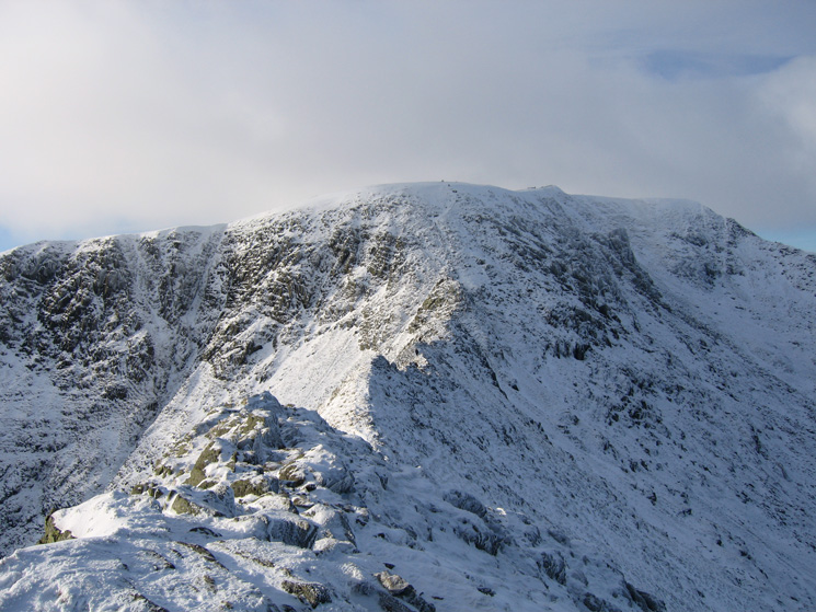 Another shot of Striding Edge