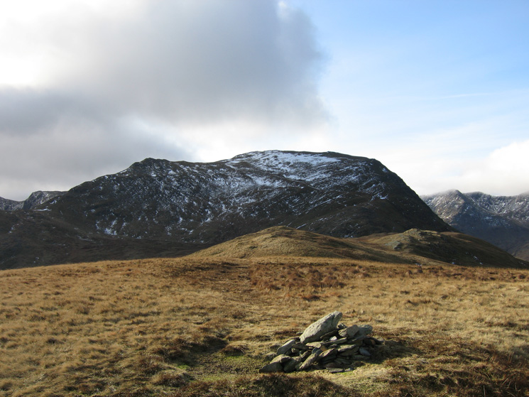 Saint Sunday Crag from Birks summit