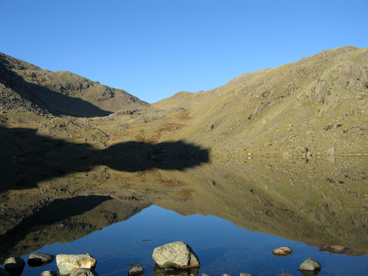Reflections in Levers Water