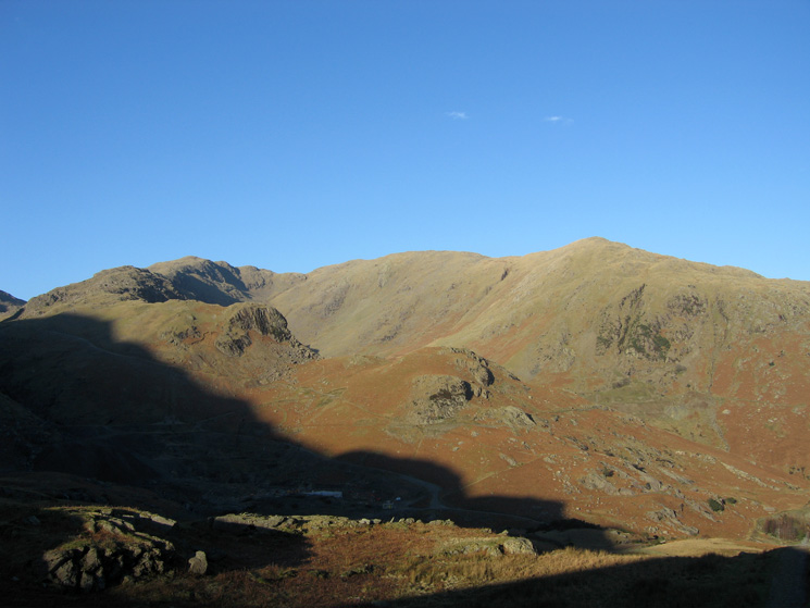 Looking back to Black Sails and Wetherlam