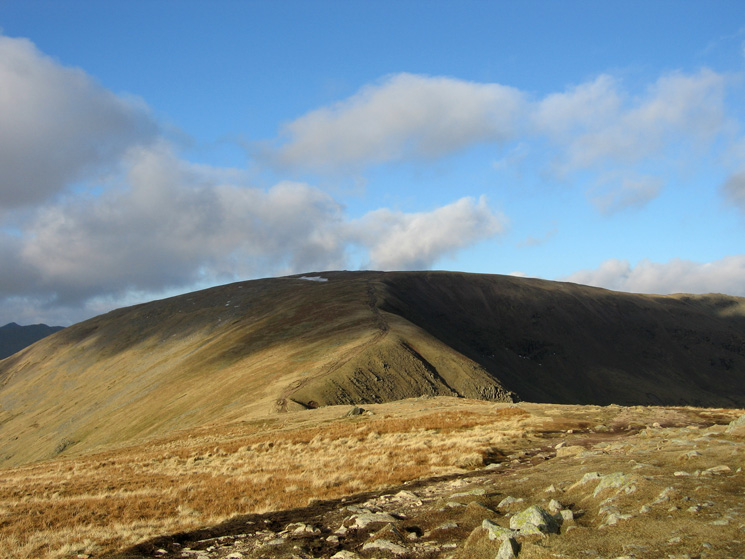 Fairfield from Great Rigg's summit