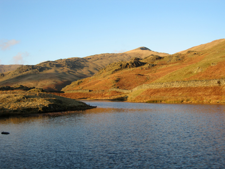 Great Rigg from Alcock Tarn