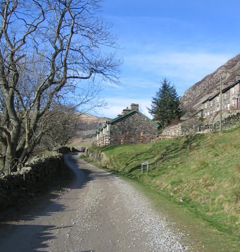 Rake Cottages, Glenridding