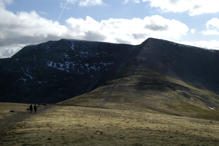 Helvellyn and Lower Man