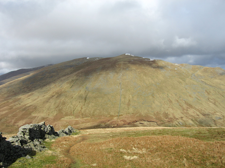 Dollywaggon Pike from Seat Sandal