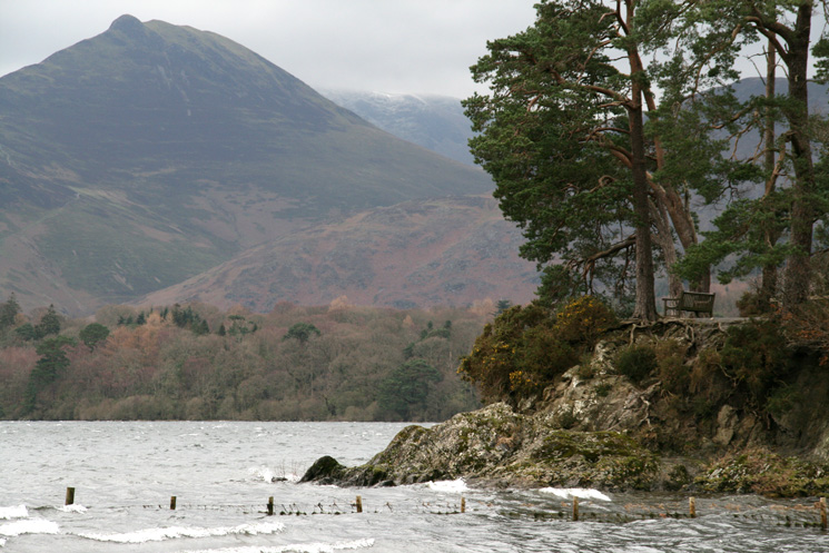 Causey Pike and Friar's Crag