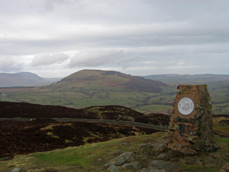 ...and Great Mell Fell