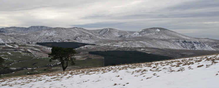 The Dodds and Clough Head