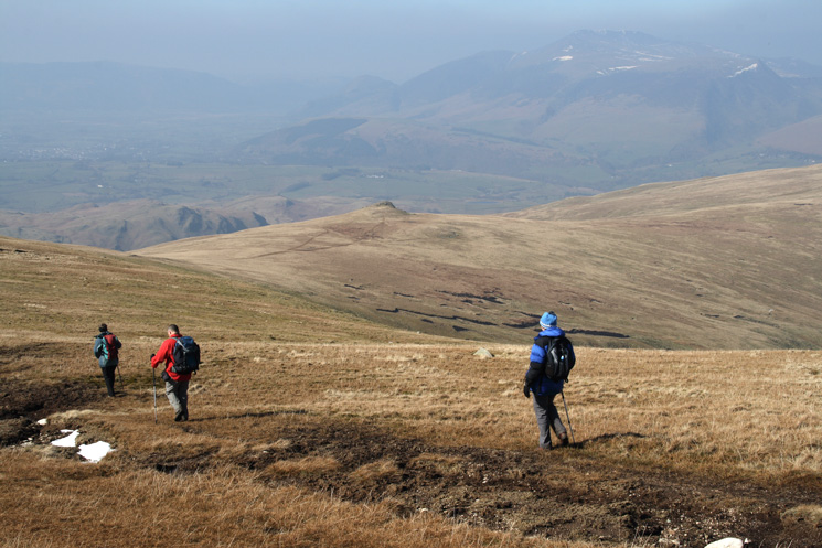 Our next objective, Calfhow Pike
