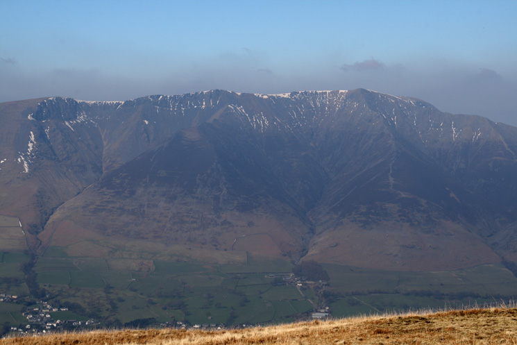 Blencathra from Clough Head