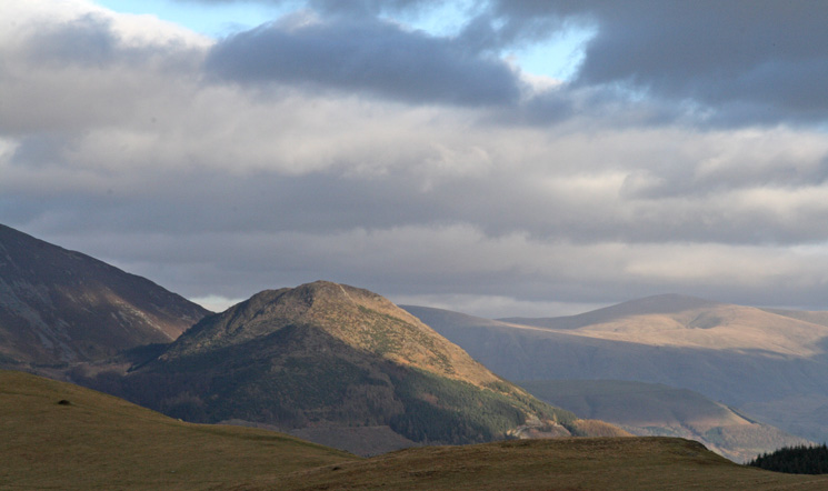 Zooming in on Dodd from Sale Fell