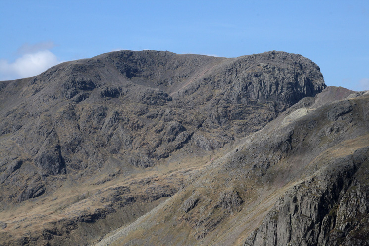 Zooming in on Scafell