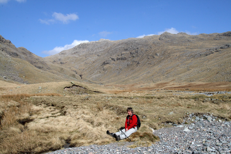 A rest at Great Moss