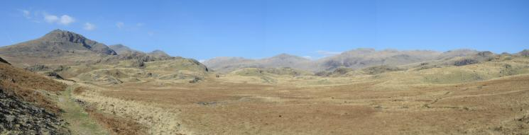 ...and combining to make a panorama
