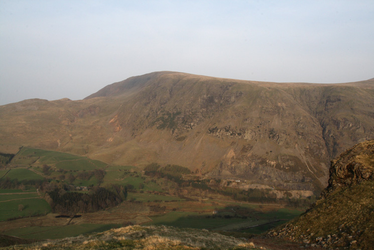Clough Head from High Rigg