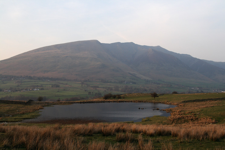 ...back at Tewet Tarn