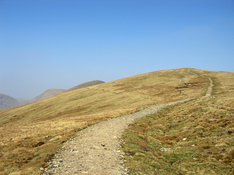 The new path to Yoke's summit
