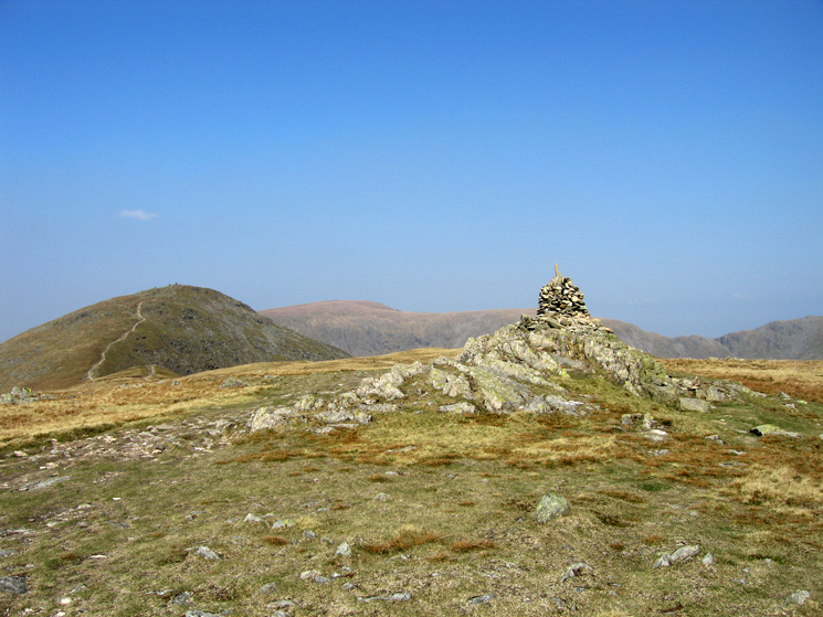 Ill Bell from Yoke's summit