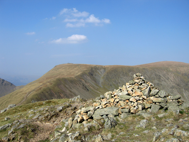 Thornthwaite Crag from Froswick's summit