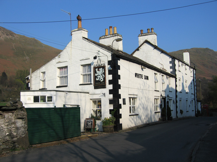 The White Lion, Patterdale