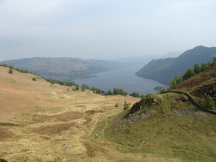 Mossdale with Ullswater beyond