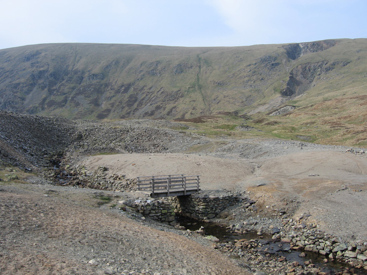 Another photo of the upper workings of the Greenside Mine