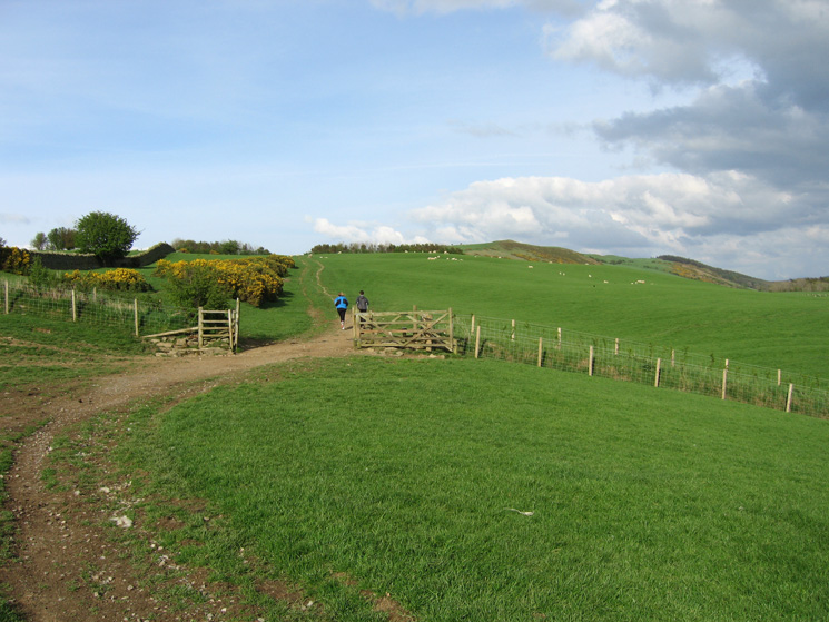 The path is also part of the Allerdale Ramble long distance path