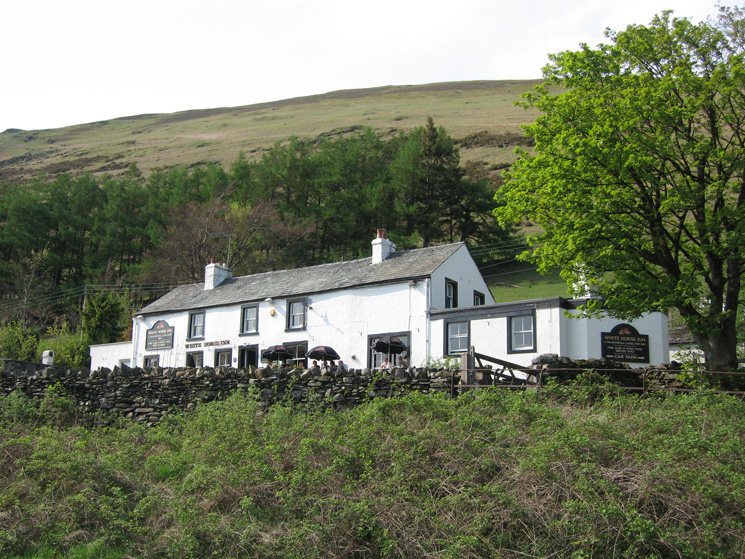 White Horse Inn, Scales from the A66