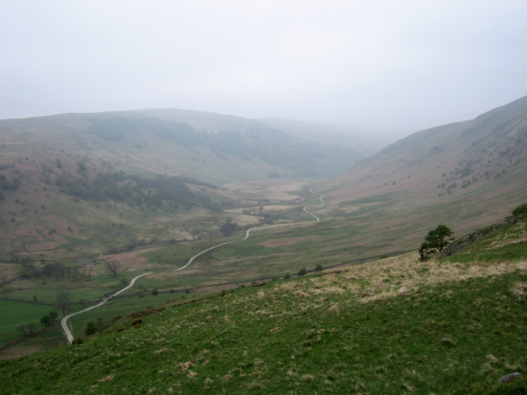 Bannisdale from Lamb Pasture