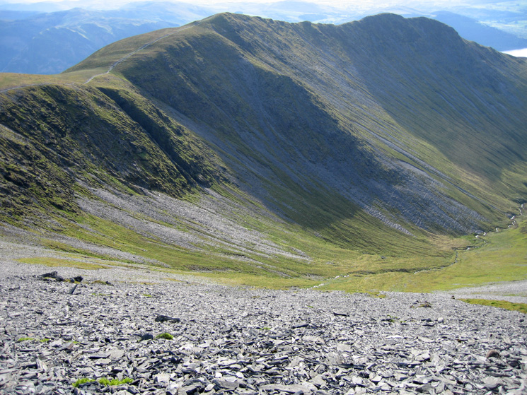 Long Side, Ullock Pike and Southerndale