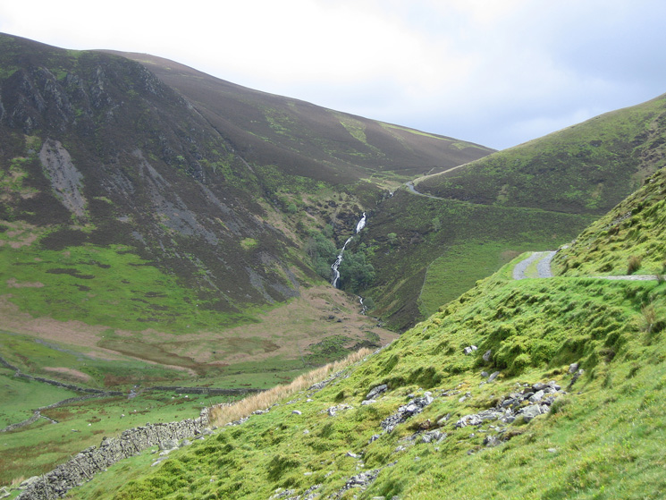 Whitewater Dash from the Cumbria Way