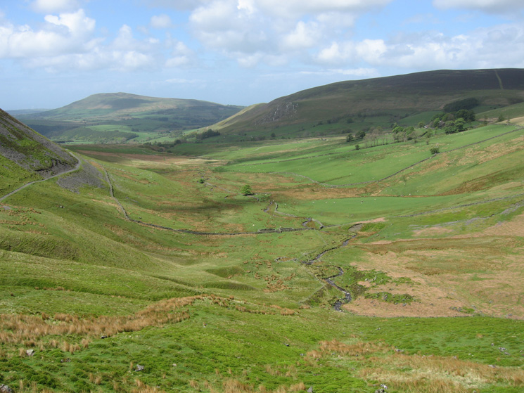 The valley of Dash Beck