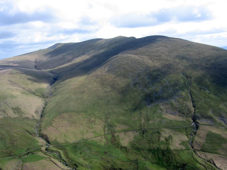 Blencathra from Lonscale Fell