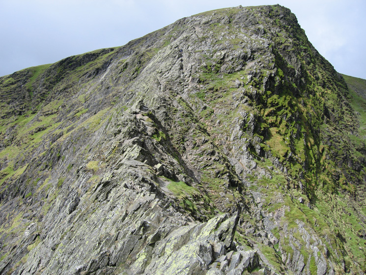 Sharp Edge and Foule Crag