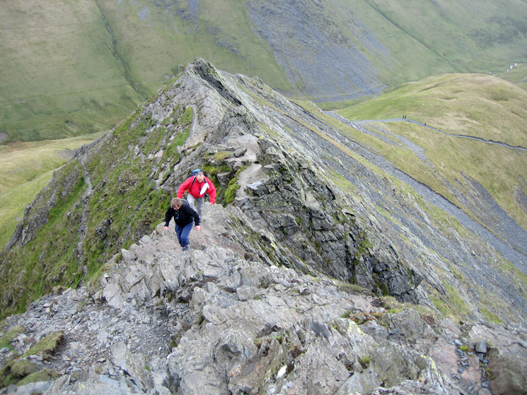 Nearing the end of Sharp Edge