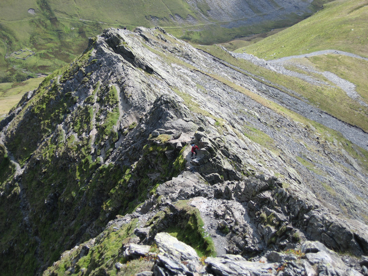 Sharp Edge from Foule Crag