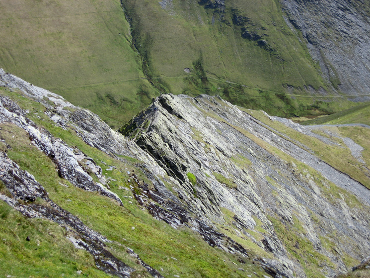 Sharp Edge from above