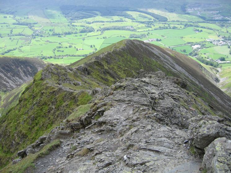 Hall's Fell Ridge