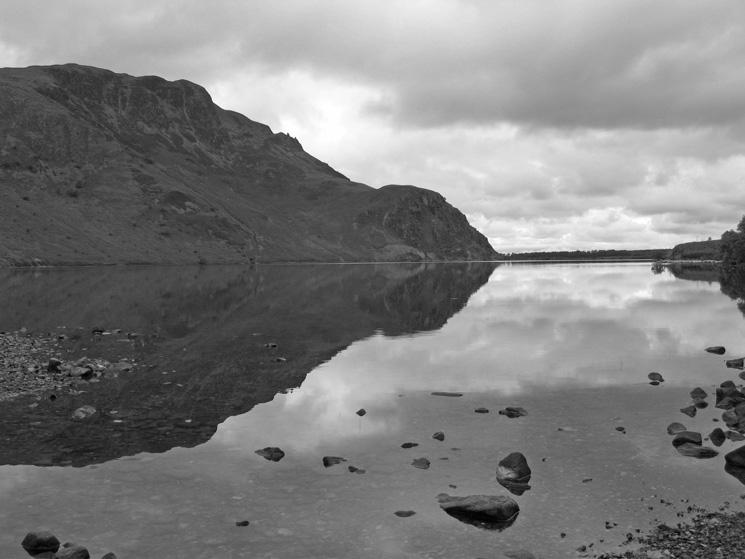 Crag Fell and Anglers' Crag