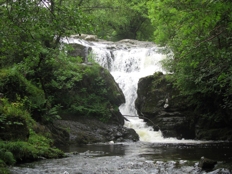 High Force, Aira Beck