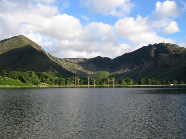 Fleetwith Pike, Green Crag and Haystacks