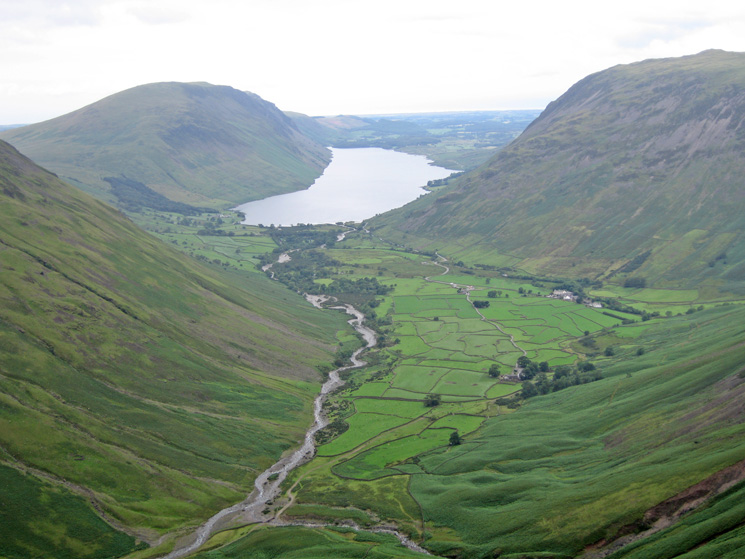 Wasdale Head and Wastwater