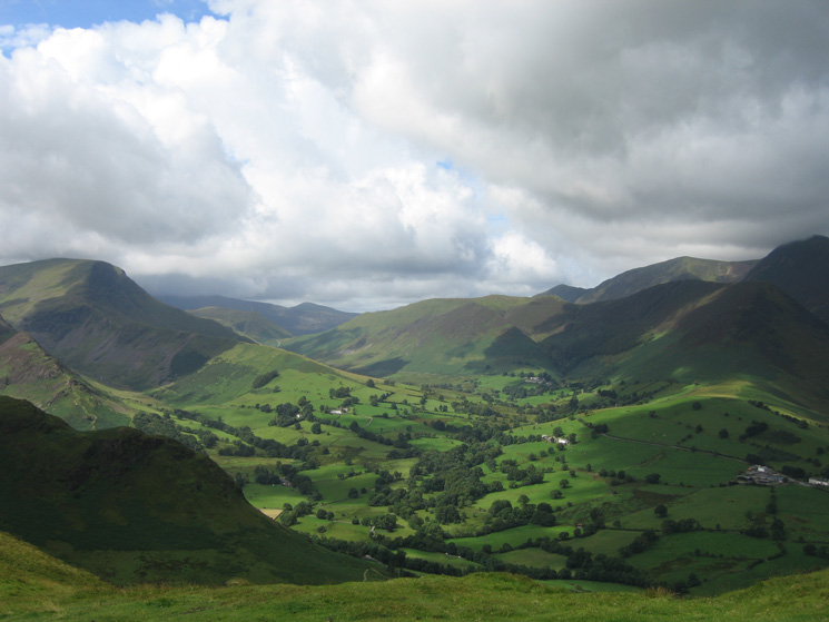 Newlands from Catbells