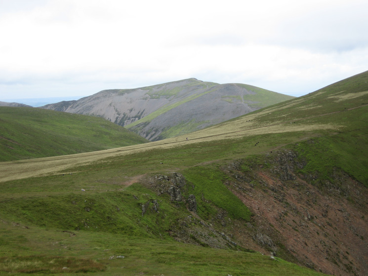 Hopegill Head from Wandope's summit